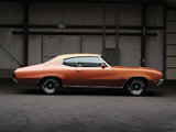 Buick GS 455 Stage 1 (43437) 1971 wallpapers