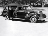Buick Hearse AU-spec 1937 photos
