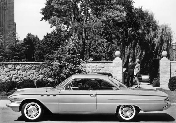 Buick Invicta 2 Door Hardtop 4637 1961 Wallpapers