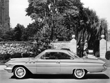 Buick Invicta 2-door Hardtop (4637) 1961 wallpapers
