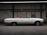 Images of Buick Invicta Convertible (4667) 1962