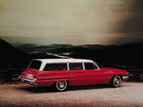 Buick Invicta Estate Wagon 1962 wallpapers