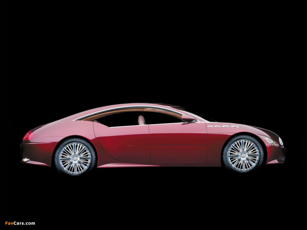 Buick LaCrosse Concept 2000 pictures (1024 x 768)