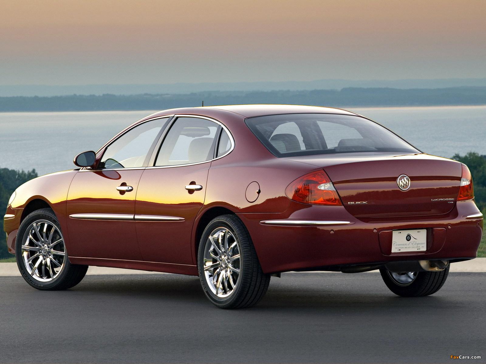 Buick LaCrosse 2004–07 images (1600 x 1200)