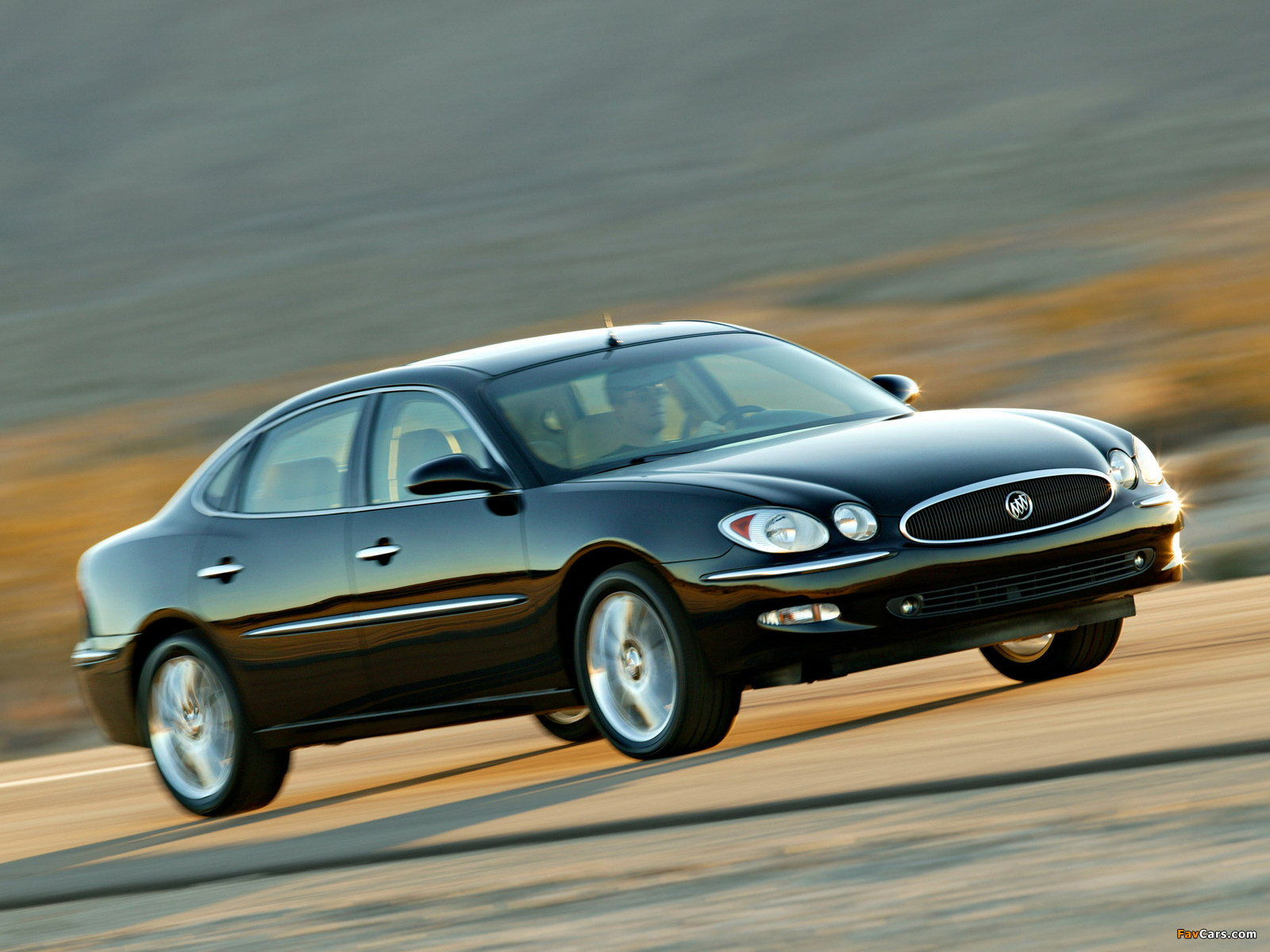 Buick LaCrosse 2004–07 pictures (1600 x 1200)