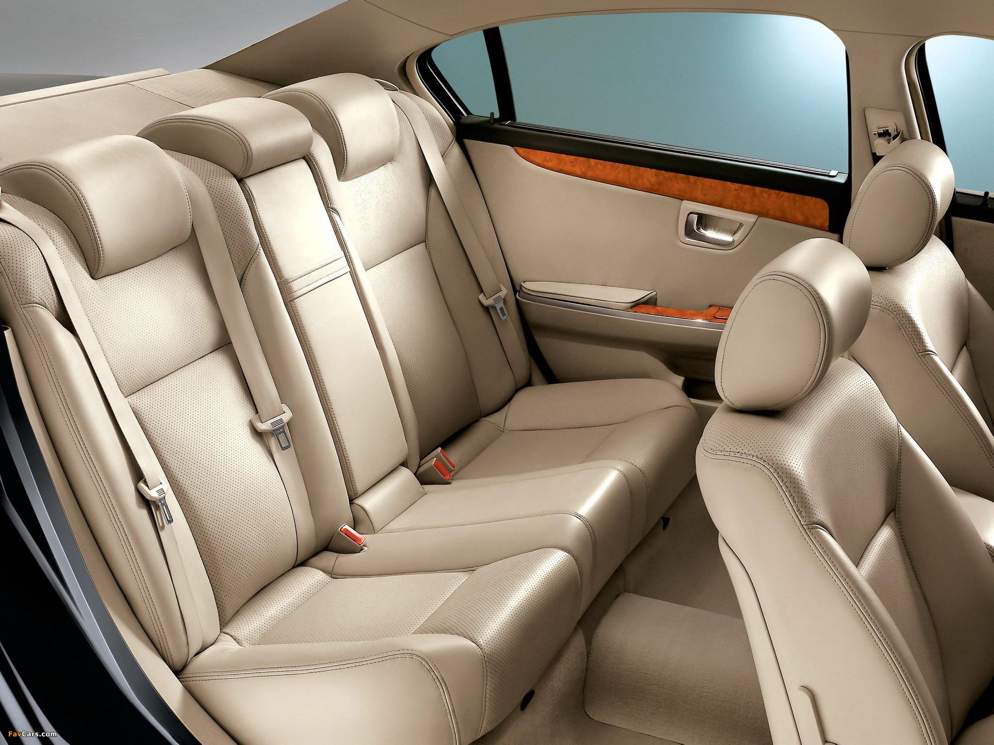 Buick LaCrosse CN-spec 2006–09 photos (2048 x 1536)