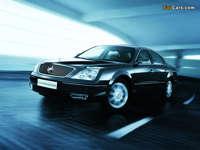 Buick LaCrosse CN-spec 2006–09 pictures (640 x 480)