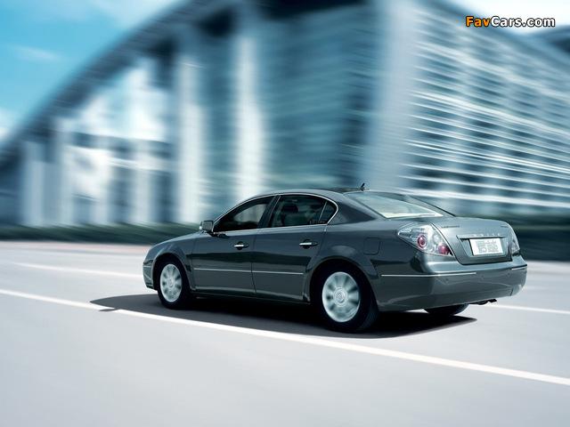Buick LaCrosse CN-spec 2006–09 wallpapers (640 x 480)