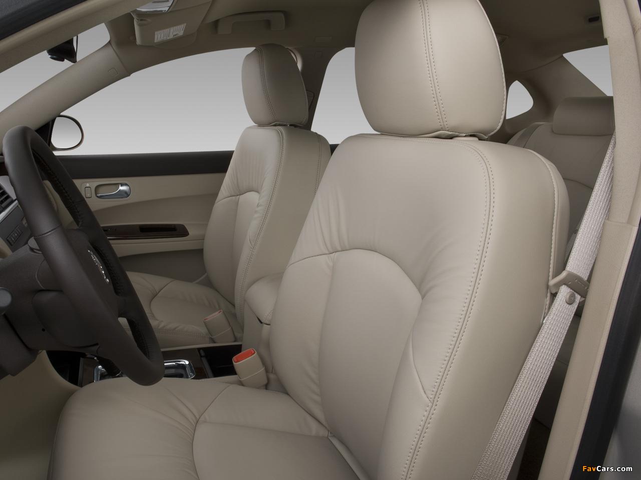 Buick LaCrosse 2007–09 images (1280 x 960)