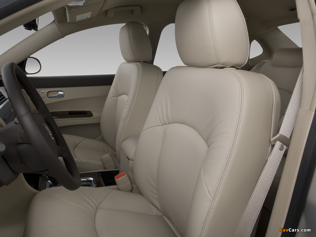 Buick LaCrosse 2007–09 images (1024 x 768)