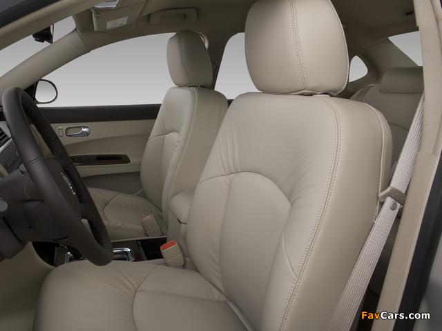 Buick LaCrosse 2007–09 images (640 x 480)