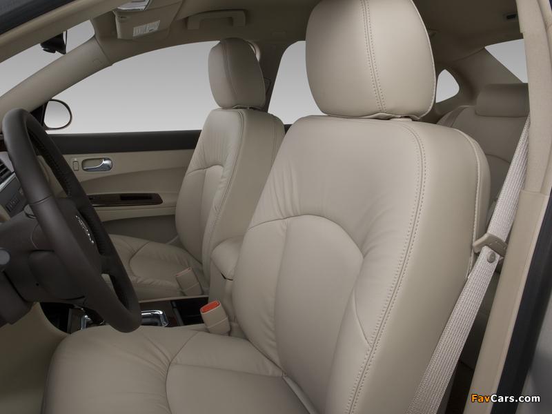 Buick LaCrosse 2007–09 images (800 x 600)