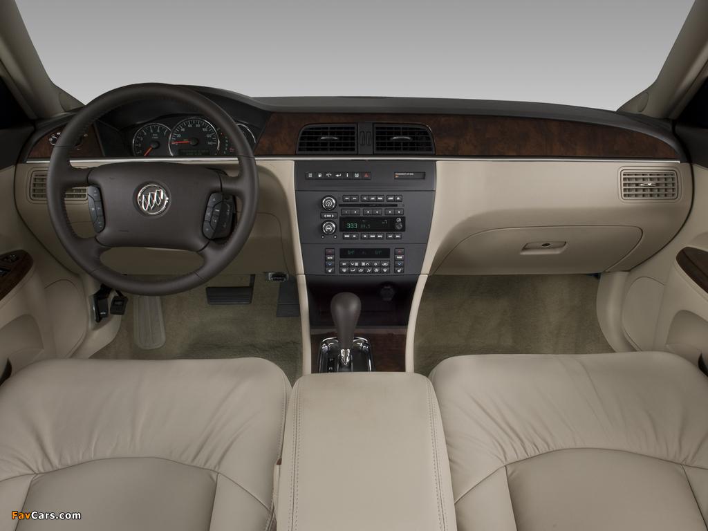Buick LaCrosse 2007–09 photos (1024 x 768)