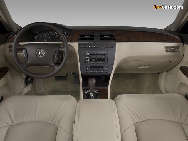 Buick LaCrosse 2007–09 photos (640 x 480)