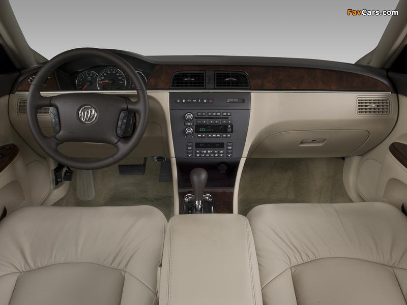 Buick LaCrosse 2007–09 photos (800 x 600)