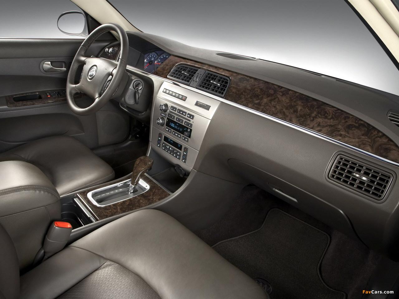 Buick LaCrosse Super 2008–09 photos (1280 x 960)
