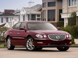 Buick LaCrosse Super 2008–09 wallpapers