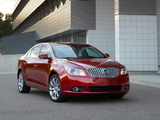 Buick LaCrosse 2009 images