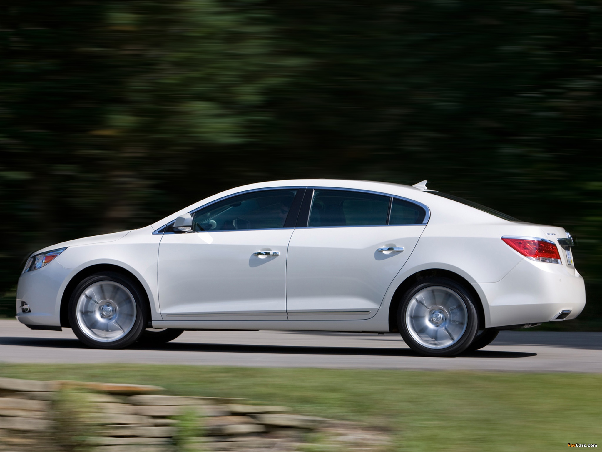 Buick LaCrosse 2009 pictures (2048 x 1536)