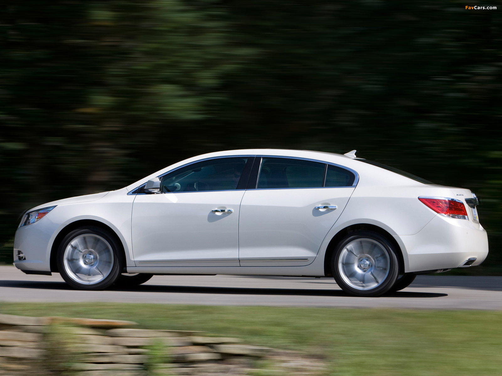 Buick LaCrosse 2009 pictures (1600 x 1200)