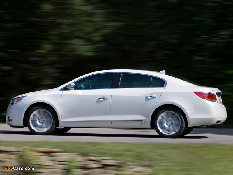 Buick LaCrosse 2009 pictures (800 x 600)