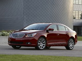 Buick LaCrosse 2009 wallpapers