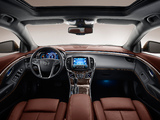Buick LaCrosse CN-spec 2013 photos