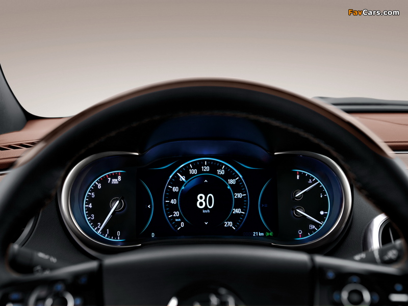 Buick LaCrosse CN-spec 2013 wallpapers (800 x 600)