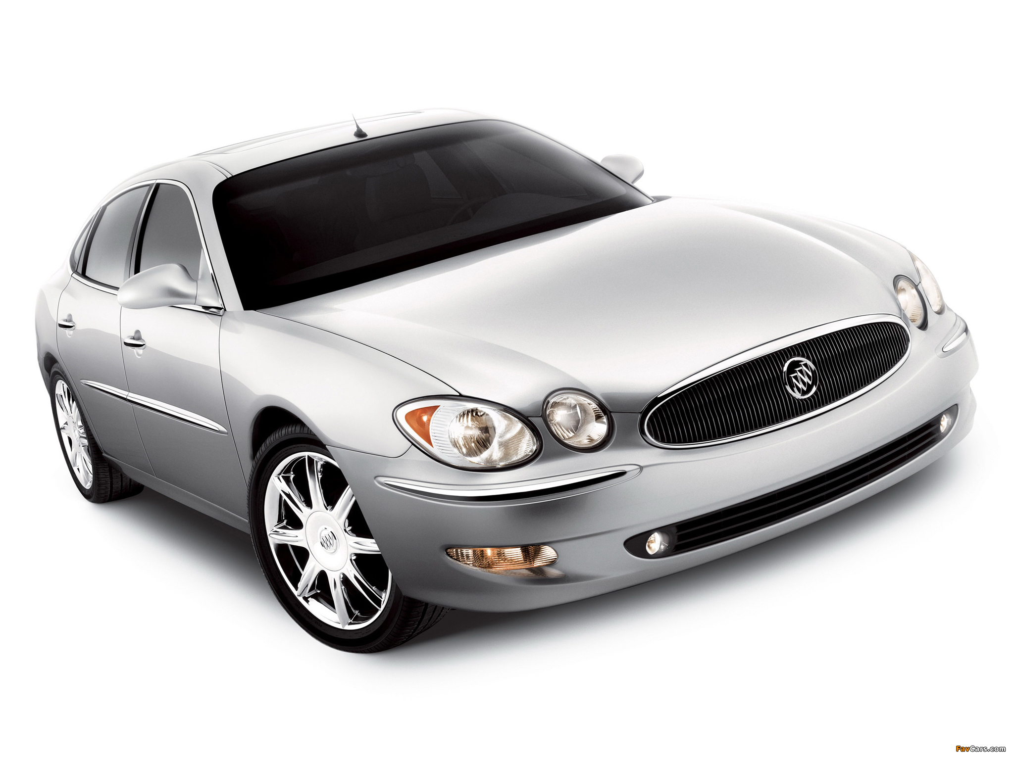 Images of Buick LaCrosse 2004–07 (2048 x 1536)
