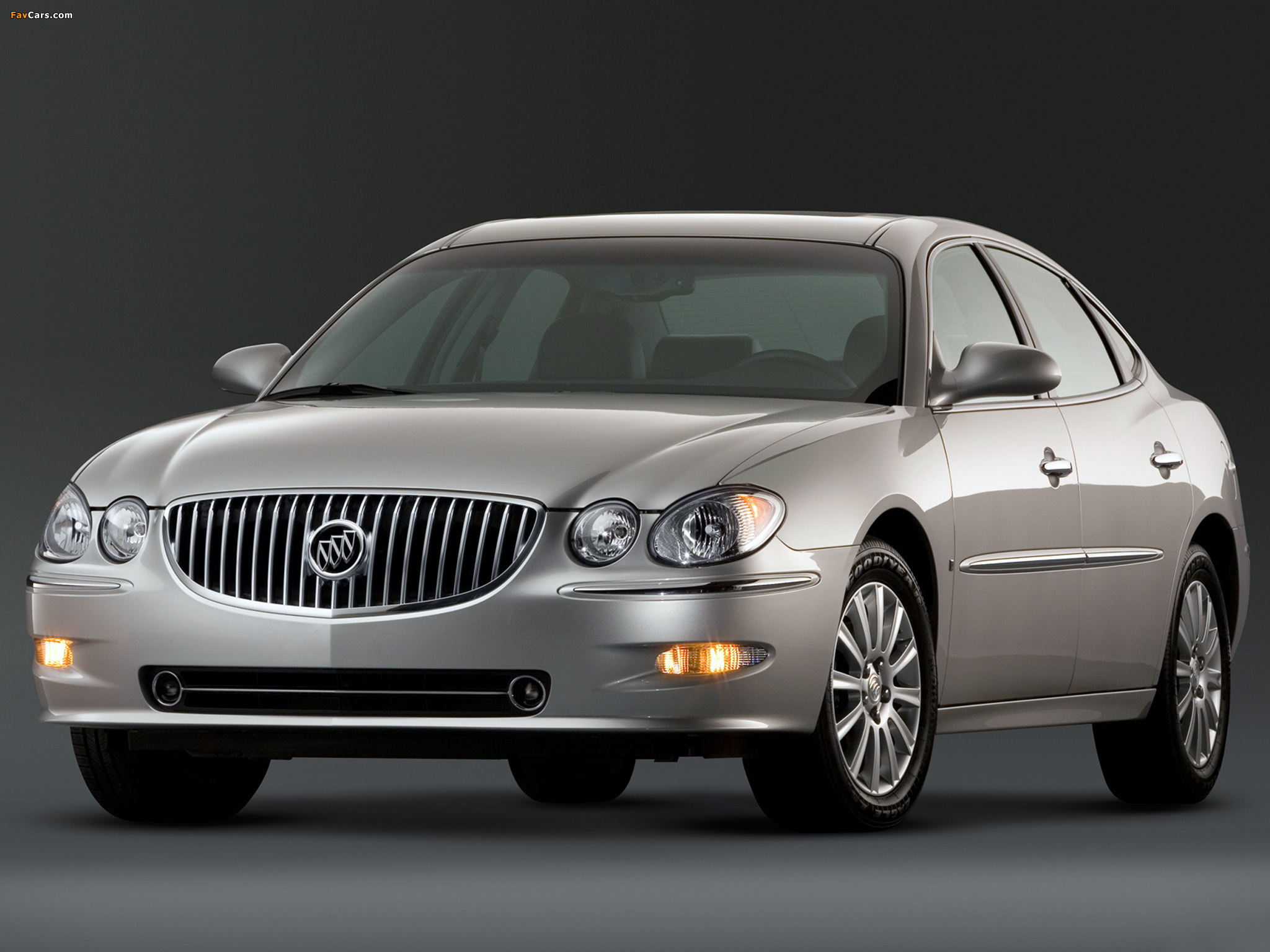 Images of Buick LaCrosse 2007–09 (2048 x 1536)