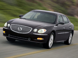 Images of Buick LaCrosse Super 2008–09