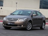 Images of Buick LaCrosse CN-spec 2009