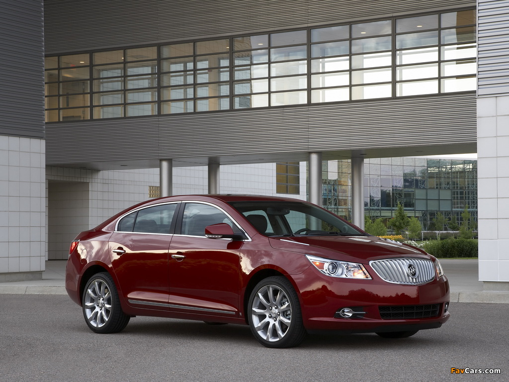 Images of Buick LaCrosse 2009 (1024 x 768)