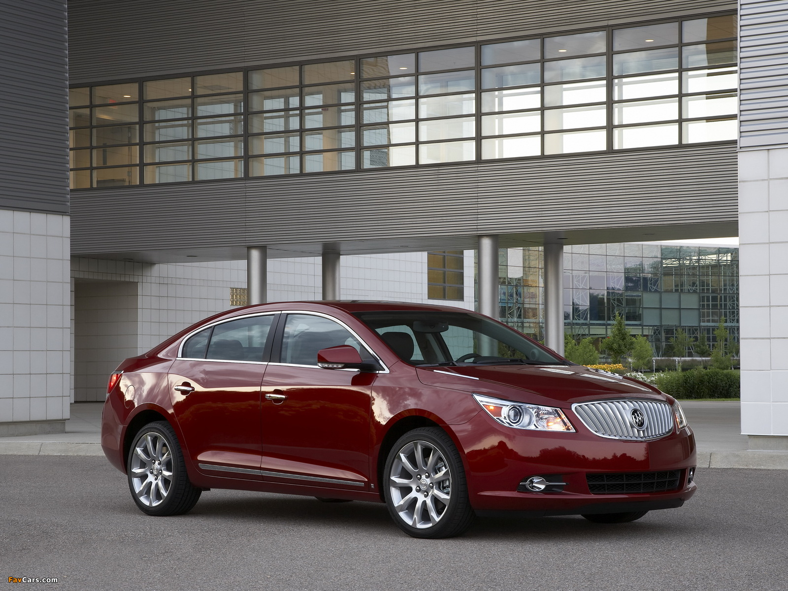 Images of Buick LaCrosse 2009 (1600 x 1200)