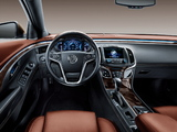 Images of Buick LaCrosse CN-spec 2013