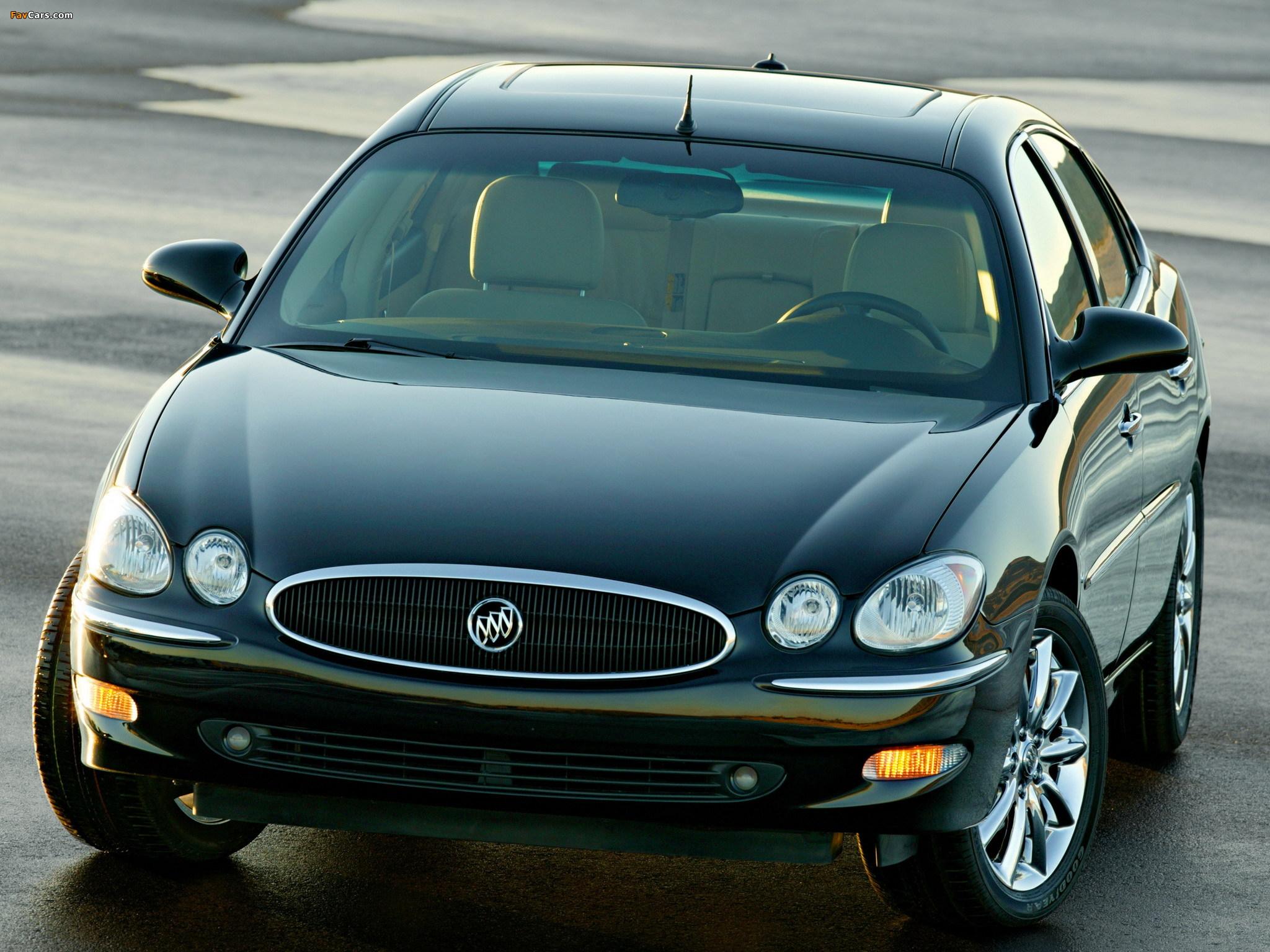 Photos of Buick LaCrosse 2004–07 (2048 x 1536)