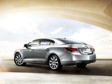 Photos of Buick LaCrosse CN-spec 2009