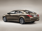 Photos of Buick LaCrosse CN-spec 2013