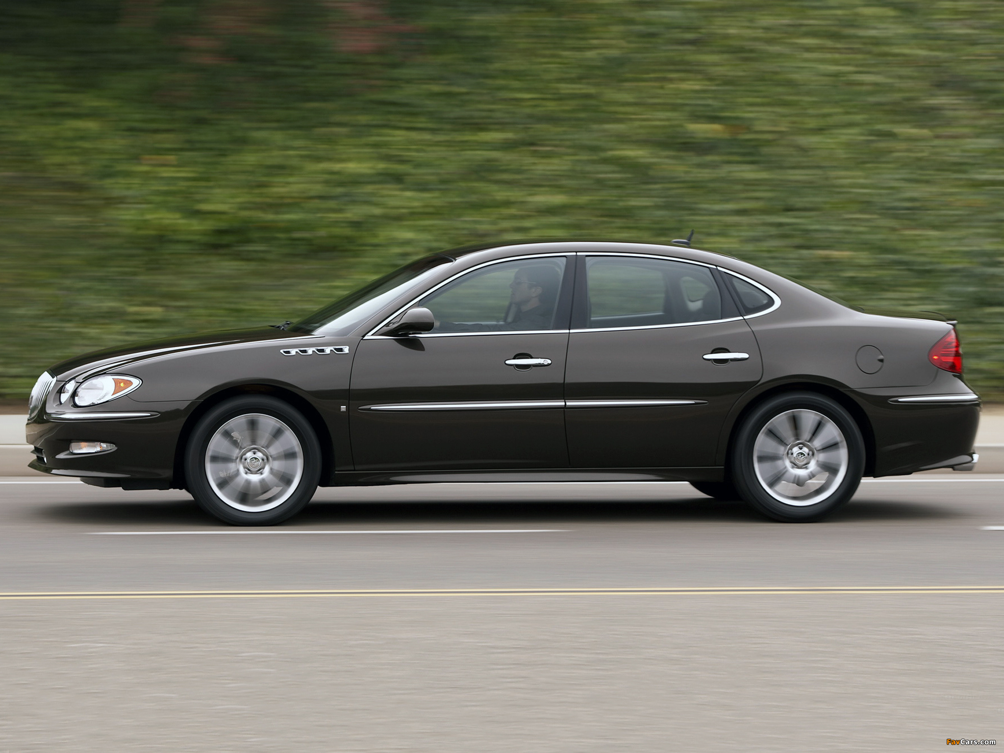 Pictures of Buick LaCrosse Super 2008–09 (2048 x 1536)