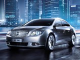 Pictures of Buick LaCrosse CN-spec 2009