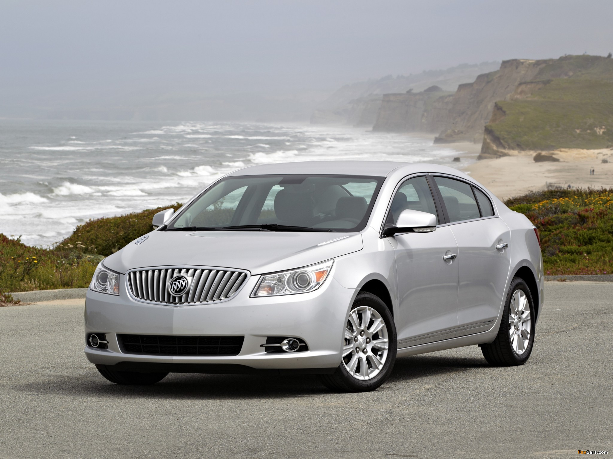 Pictures of Buick LaCrosse 2009 (2048 x 1536)