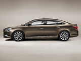 Pictures of Buick LaCrosse CN-spec 2013