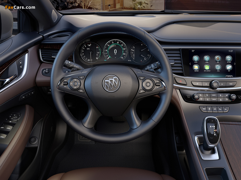 Pictures of Buick LaCrosse 2016 (800 x 600)