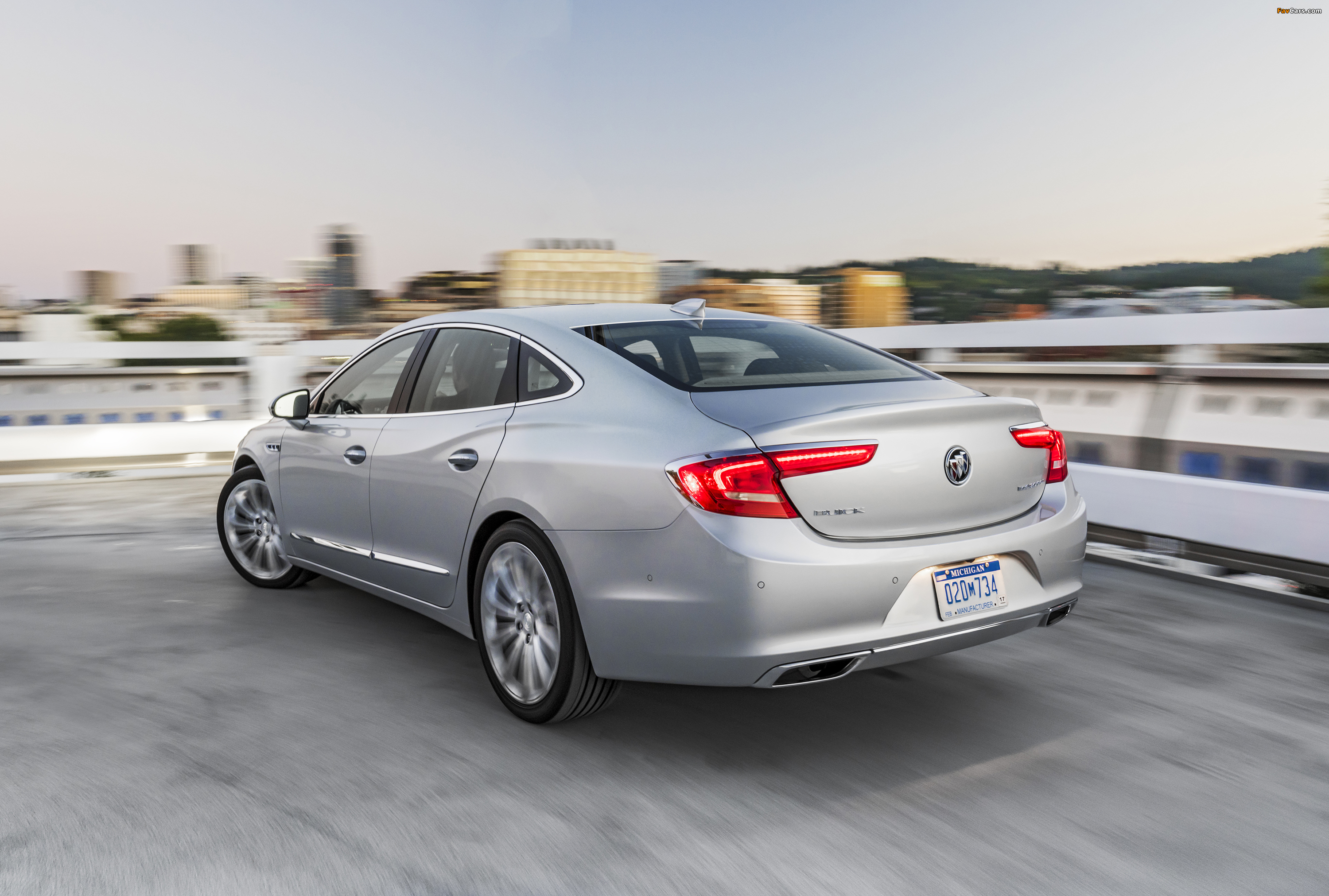 Buick LaCrosse 2016 wallpapers (3000 x 2023)