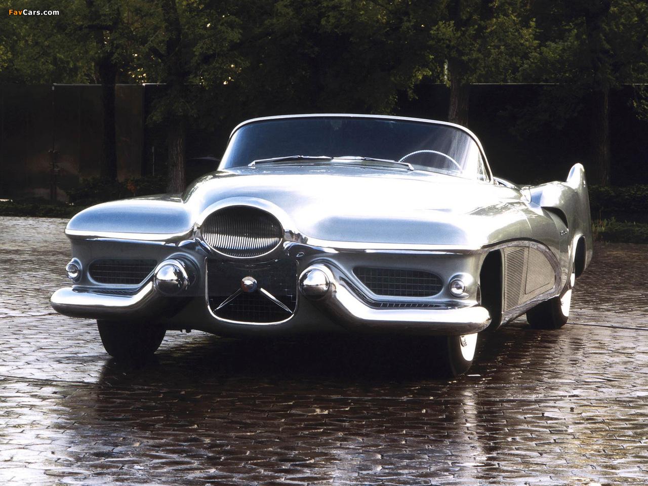 GM LeSabre Concept Car 1951 photos (1280 x 960)