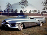 GM LeSabre Concept Car 1951 pictures