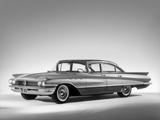 Buick LeSabre 4-door Sedan (4419) 1960 pictures