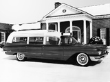 Buick LeSabre Ambulance by Cotner-Bevington 1960 pictures