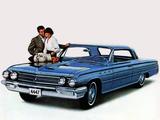 Buick LeSabre 2-door Hardtop 1962 images