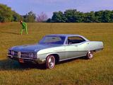 Buick LeSabre 4-door Hardtop (45239) 1968 photos
